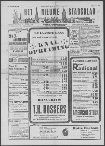 Het Nieuwe Stadsblad 1952-08-01