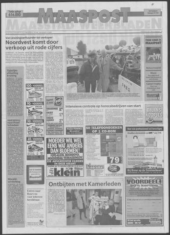 Maaspost / Maasstad / Maasstad Pers 1998-05-06