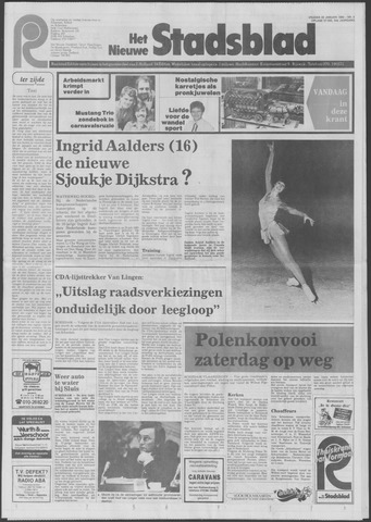 Het Nieuwe Stadsblad 1982-01-22
