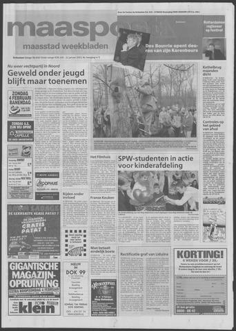 Maaspost / Maasstad / Maasstad Pers 2001-01-31