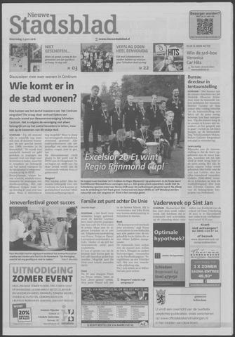 Het Nieuwe Stadsblad 2016-06-15