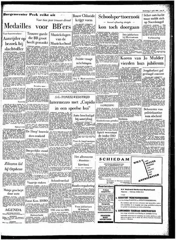 Rotterdamsch Parool / De Schiedammer 1964-04-02