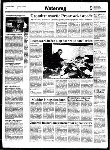 Rotterdamsch Nieuwsblad / Schiedamsche Courant / Rotterdams Dagblad / Waterweg / Algemeen Dagblad 1993-01-05
