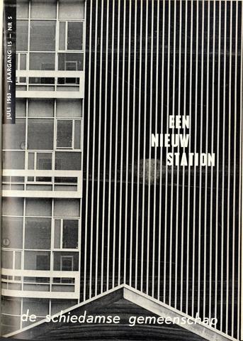 Schiedamse Gemeenschap (tijdschrift) 1963-07-01