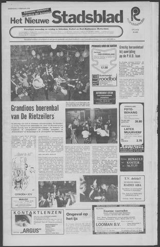 Het Nieuwe Stadsblad 1976-02-11