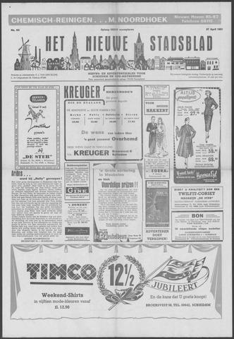 Het Nieuwe Stadsblad 1951-04-27