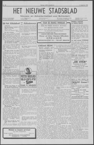 Het Nieuwe Stadsblad 1950-08-04