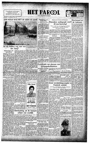 Rotterdamsch Parool / De Schiedammer 1947-02-22