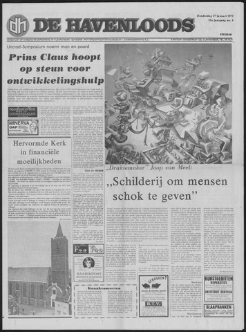 De Havenloods 1972-01-27