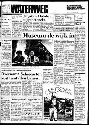 Rotterdamsch Nieuwsblad / Schiedamsche Courant / Rotterdams Dagblad / Waterweg / Algemeen Dagblad 1983-09-20