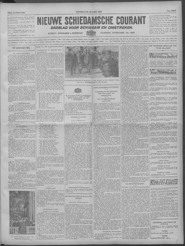 Nieuwe Schiedamsche Courant 1933-03-21