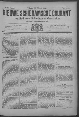 Nieuwe Schiedamsche Courant 1901-03-29