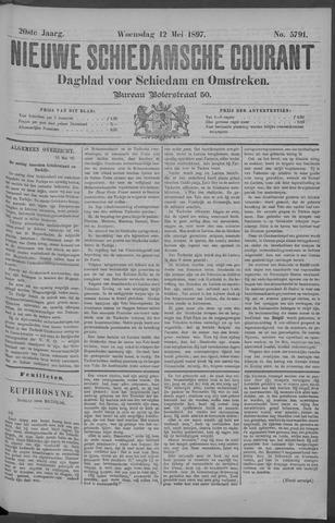 Nieuwe Schiedamsche Courant 1897-05-12