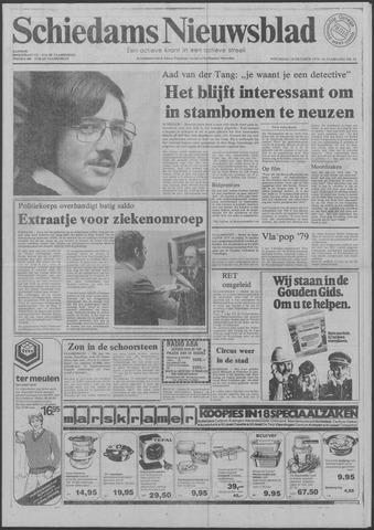 Schiedams Nieuwsblad 1979-10-24