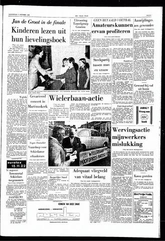 Het Vrije volk 1969-10-09