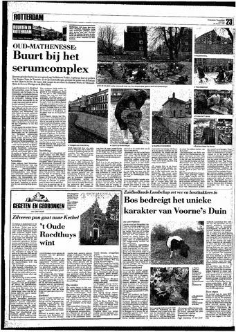 Rotterdamsch Nieuwsblad / Schiedamsche Courant / Rotterdams Dagblad / Waterweg / Algemeen Dagblad 1987-01-24