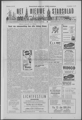 Het Nieuwe Stadsblad 1959-07-01