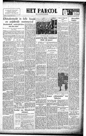 Rotterdamsch Parool / De Schiedammer 1947-02-08