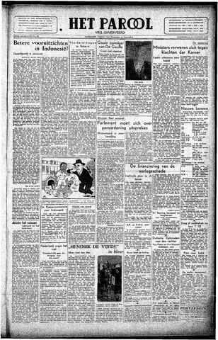 Rotterdamsch Parool / De Schiedammer 1946-01-24