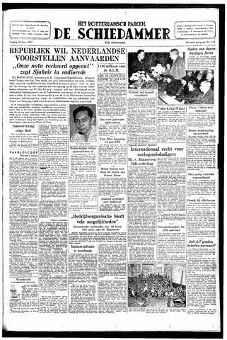 Rotterdamsch Parool / De Schiedammer 1947-06-20