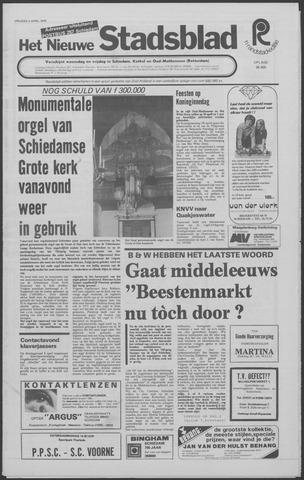 Het Nieuwe Stadsblad 1975-04-04