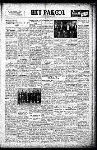 Rotterdamsch Parool / De Schiedammer 1947-01-10