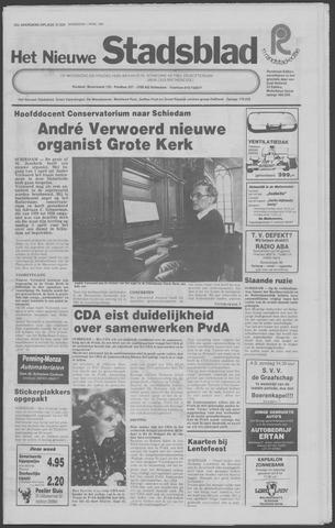 Het Nieuwe Stadsblad 1981-04-01