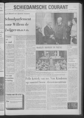 Rotterdamsch Nieuwsblad / Schiedamsche Courant / Rotterdams Dagblad / Waterweg / Algemeen Dagblad 1970-09-29