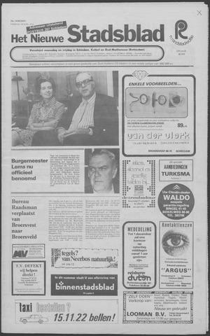 Het Nieuwe Stadsblad 1974-06-28
