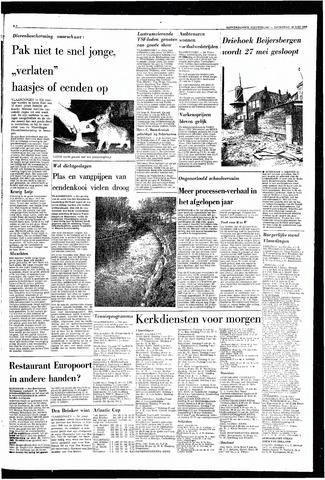 Rotterdamsch Nieuwsblad / Schiedamsche Courant / Rotterdams Dagblad / Waterweg / Algemeen Dagblad 1968-05-18