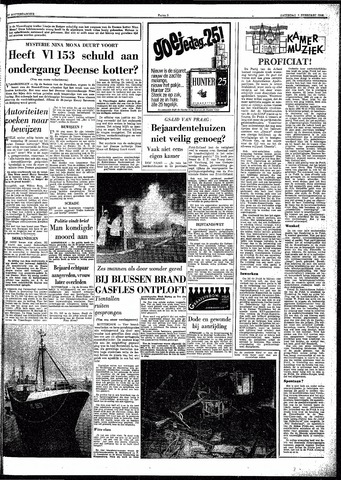 Trouw / De Rotterdammer 1966-02-05