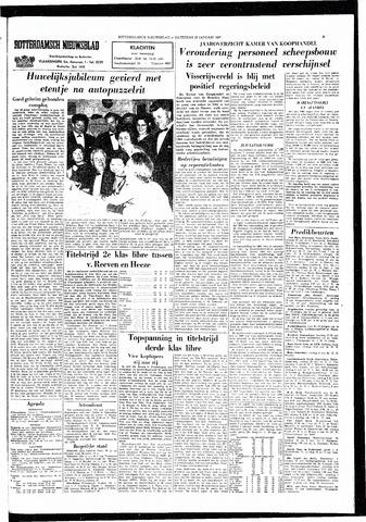 Rotterdamsch Nieuwsblad / Schiedamsche Courant / Rotterdams Dagblad / Waterweg / Algemeen Dagblad 1965-01-23