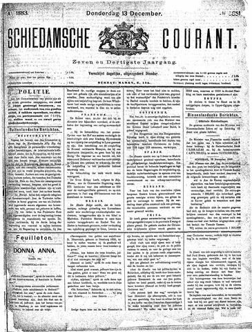 Schiedamsche Courant 1883-12-13