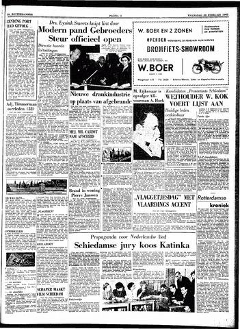 Trouw / De Rotterdammer 1962-02-28