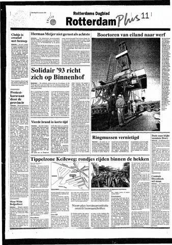 Rotterdamsch Nieuwsblad / Schiedamsche Courant / Rotterdams Dagblad / Waterweg / Algemeen Dagblad 1993-11-20