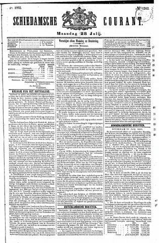 Schiedamsche Courant 1862-07-28