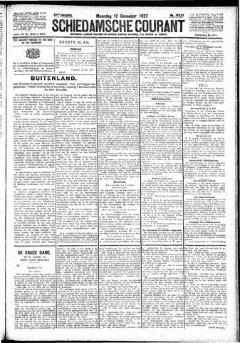 Schiedamsche Courant 1927-12-12