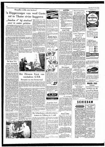 Rotterdamsch Parool / De Schiedammer 1955-07-18