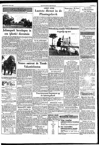 Rotterdamsch Nieuwsblad / Schiedamsche Courant / Rotterdams Dagblad / Waterweg / Algemeen Dagblad 1959-07-01