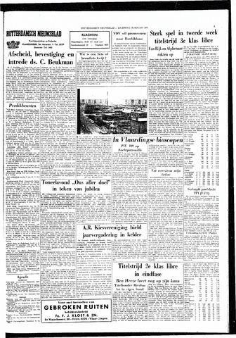 Rotterdamsch Nieuwsblad / Schiedamsche Courant / Rotterdams Dagblad / Waterweg / Algemeen Dagblad 1965-01-16