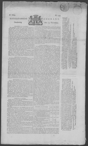 Rotterdamse Courant 1829-11-19