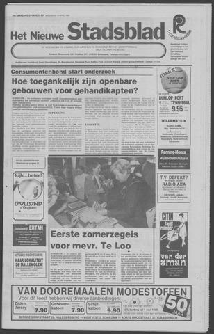 Het Nieuwe Stadsblad 1980-04-16