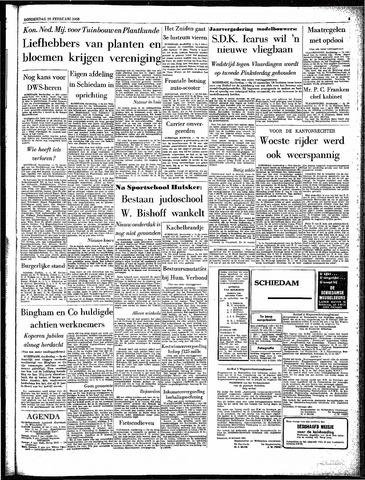 Rotterdamsch Parool / De Schiedammer 1963-02-28