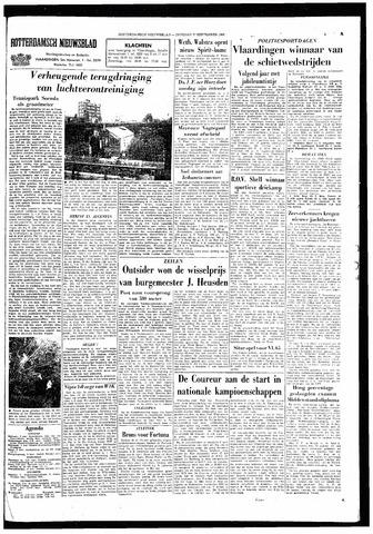 Rotterdamsch Nieuwsblad / Schiedamsche Courant / Rotterdams Dagblad / Waterweg / Algemeen Dagblad 1966-09-27