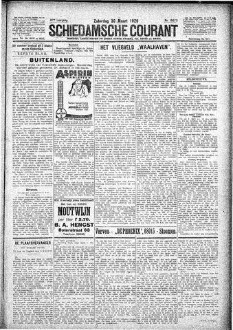 Schiedamsche Courant 1929-03-30