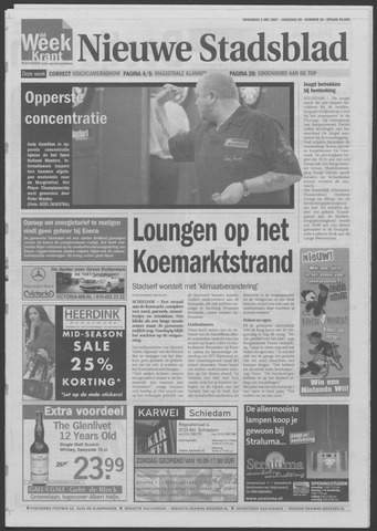 Het Nieuwe Stadsblad 2007-05-02
