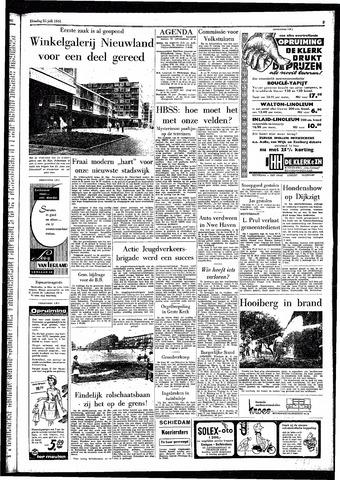 Rotterdamsch Parool / De Schiedammer 1961-07-25