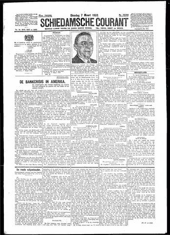 Schiedamsche Courant 1933-03-07