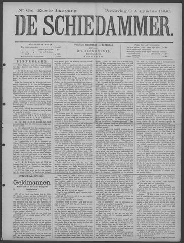 De Schiedammer 1890-08-09