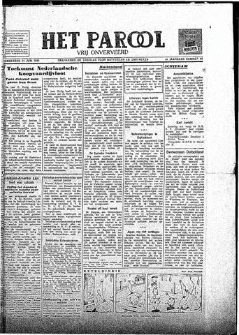 Rotterdamsch Parool / De Schiedammer 1945-06-14